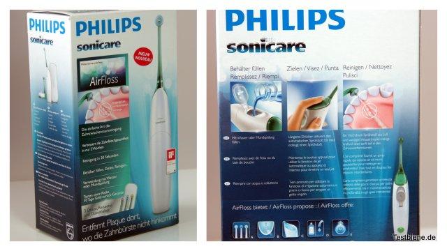 Philips Sonicare HX8255/02 AirFloss,