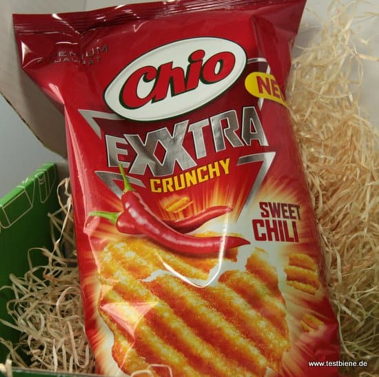 Exxtra Crunchy Sweet Chili (175g/1,99€)