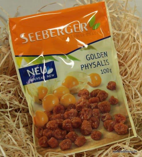 Seeberger Golden Physalis (100g/2,89€)