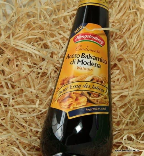 Hengstenberg Aceto Balsamico Walnuss (250ml/1,99€)