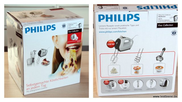 Philips HR1575/51 Viva Handmixer