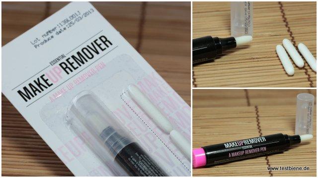 Oceane MakeUp Remover Pen (3ml/4€)