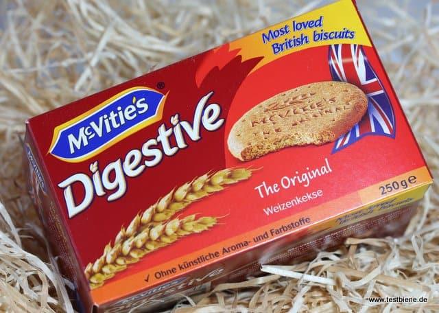 McVitie´s Digestive Original (1,49€)