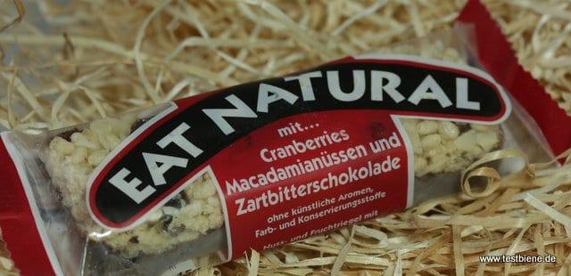 Eat Natural Nuss- und Fruchtriegel ( 0,99€)