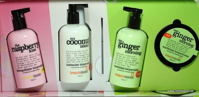 treaclemoon Körpermilch & Körperbutter