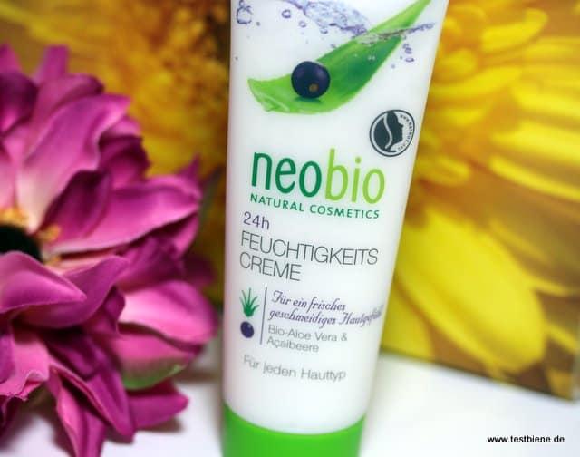 neobio 24-h-Feuchtigkeitscreme (Originalgröße/50ml)