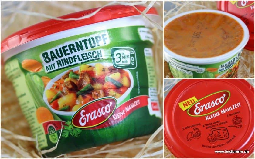 Erasco Kleine Mahlzeit (380g / 1,99€)