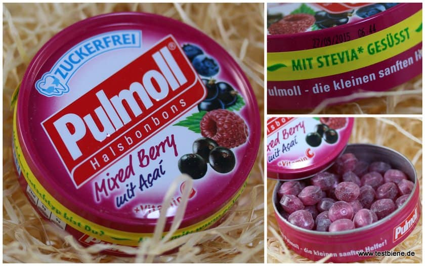 Pulmoll Mixed Berry (50g / 1,29€)