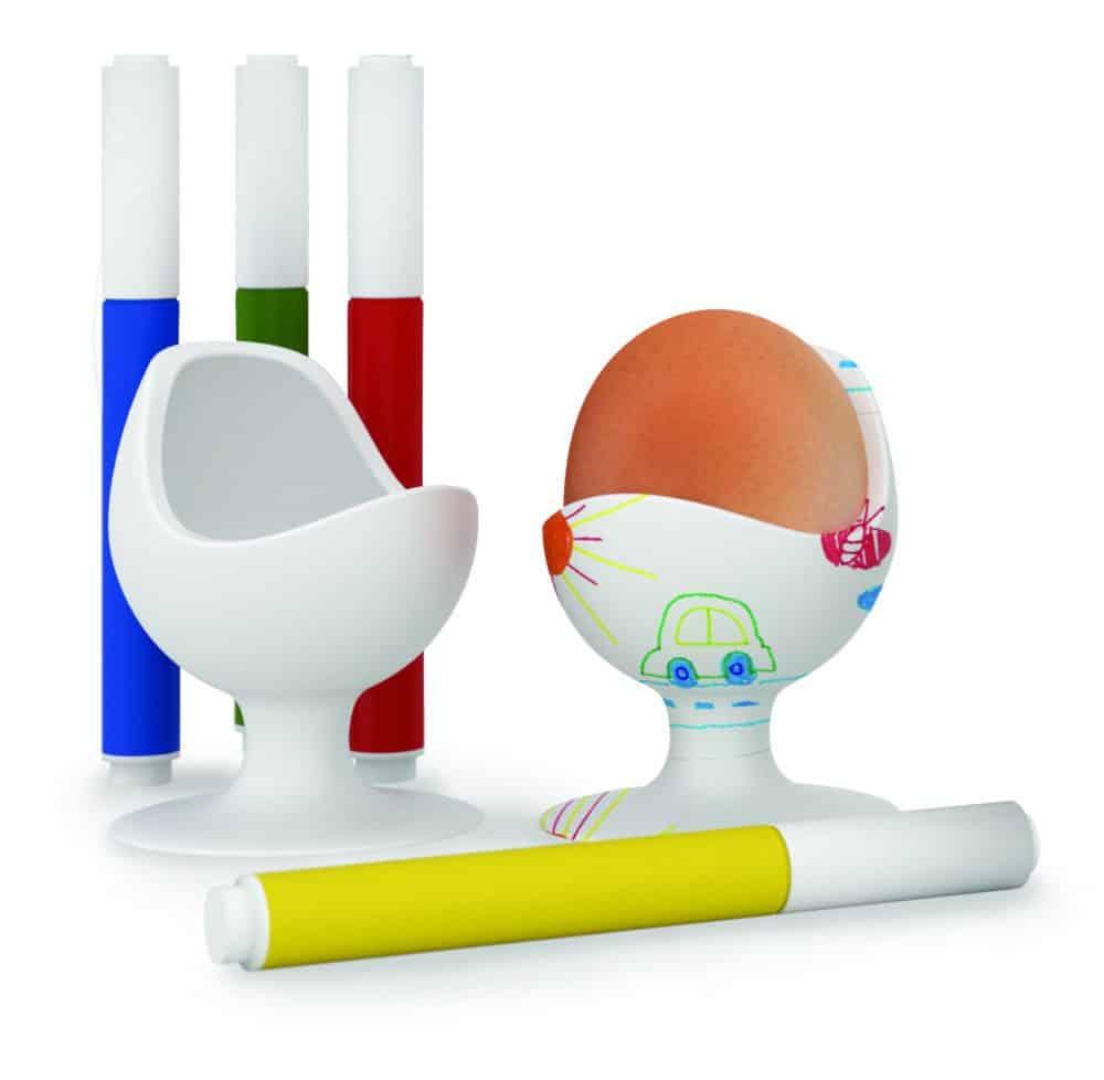 Tu00fcrchen 16 u2013 EggChair Eierbecher Kreativset und Cregg