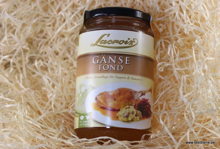 Lacroix Gänse-Fond (2,99€)