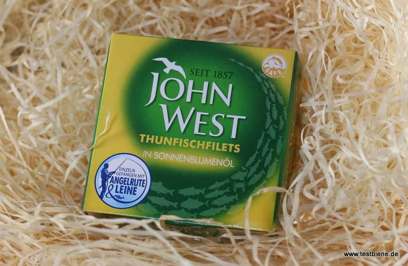 John West Thunfischfilets (1,99€)