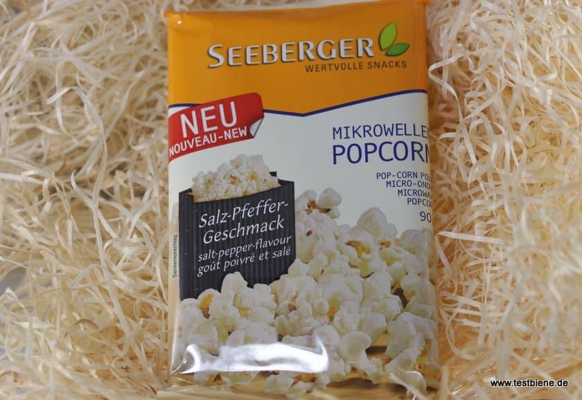 Seeberger Mikrowellen-Popcorn (0,99€)