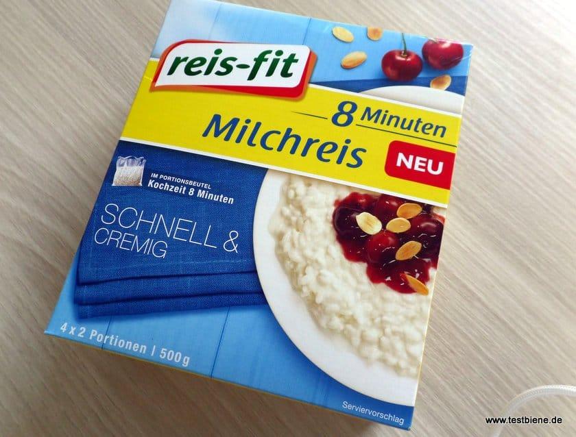 Reis-fit Milchreis