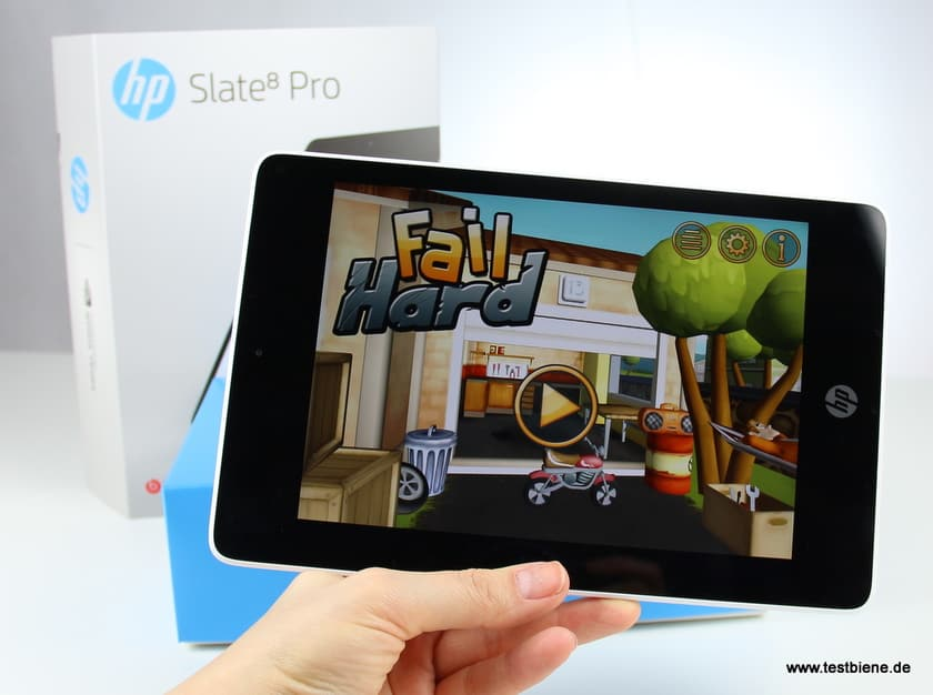 hp Slate8 Pro Tablet