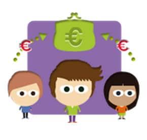 Geld Online Sammeln