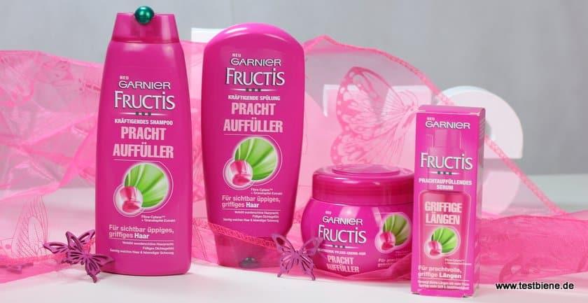 Pracht Auffüller Serie von Fructis