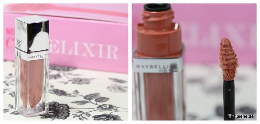 Color Elixir Lippen-Creme Lack