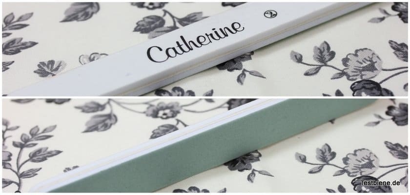 Catherine Highgloss Polierfeile (6€) - Box 2