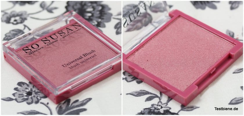 So Susan Universal Blush (4g / 15,50€)