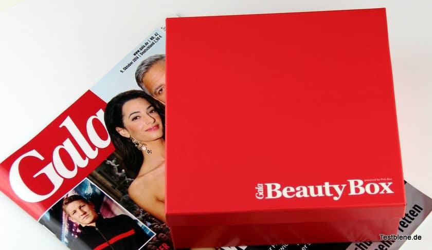 Gala Beauty Box Oktober