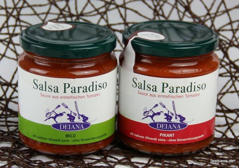Salsa Paradiso