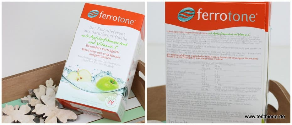1-ferrotone