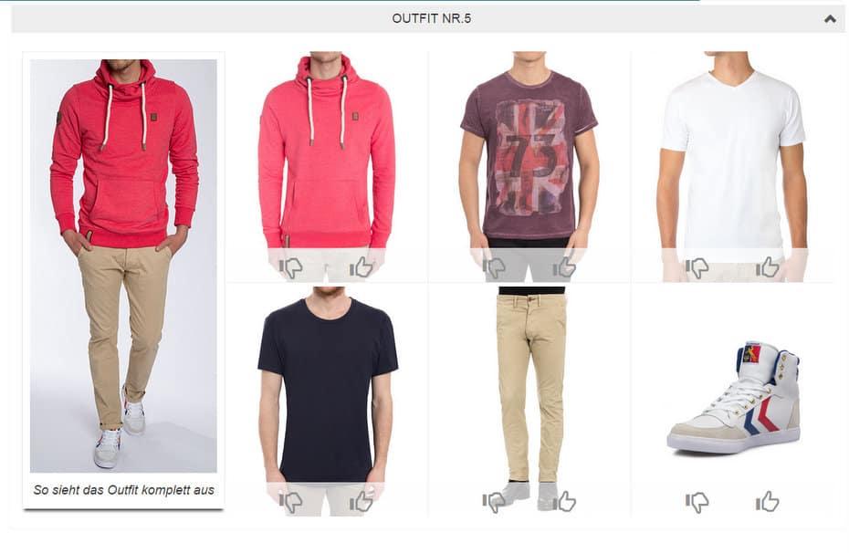 Beispiel-Outfit