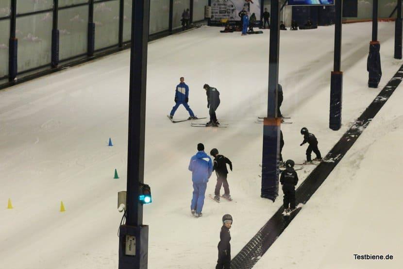 Skihalle Center Parcs