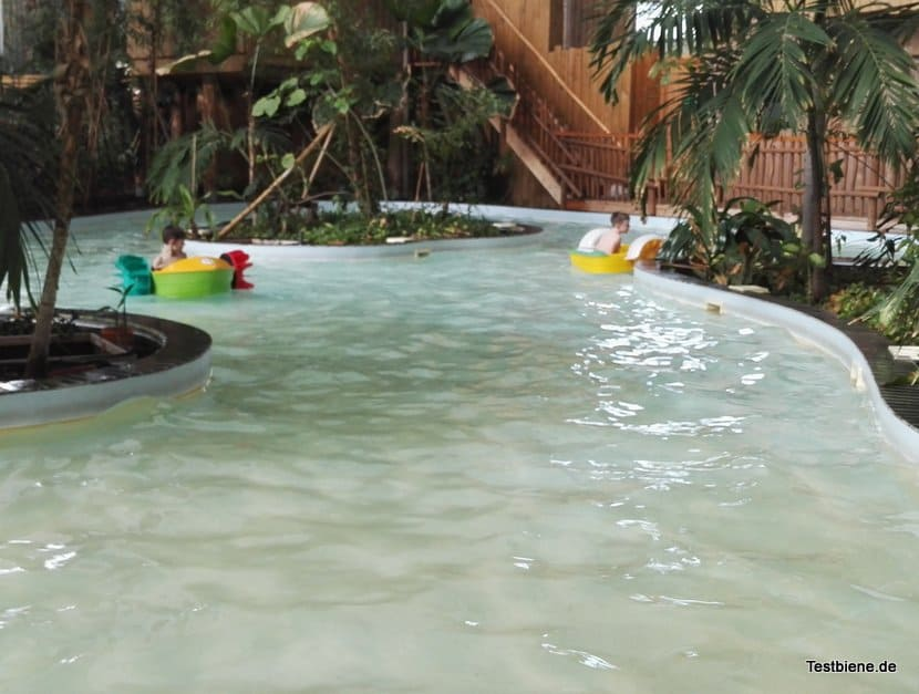 Kinderbecken im Tropical Island