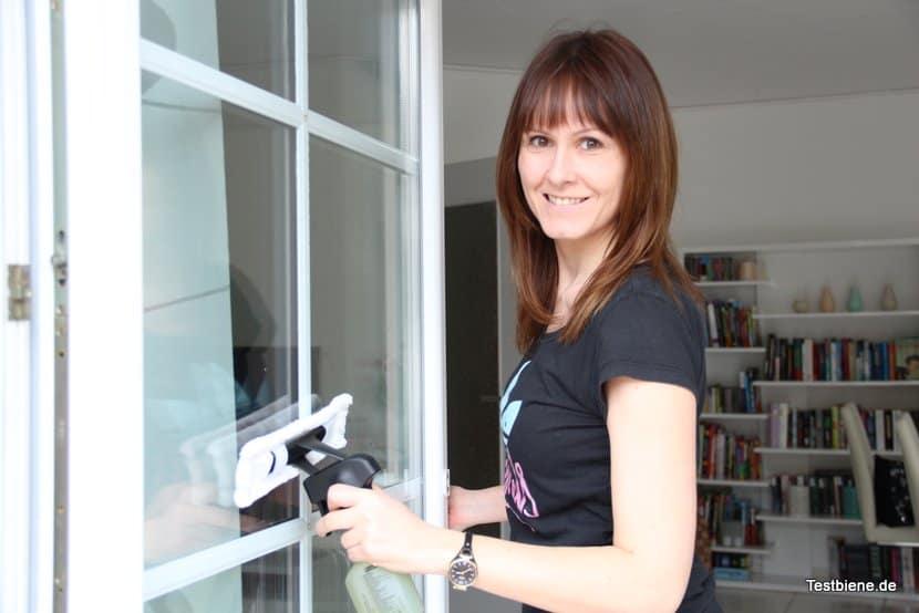 Wie Bekomme Ich Meine Fenster Streifenfrei Sauber streifenfrei fenster putzen mit dem kärcher wv5 premium