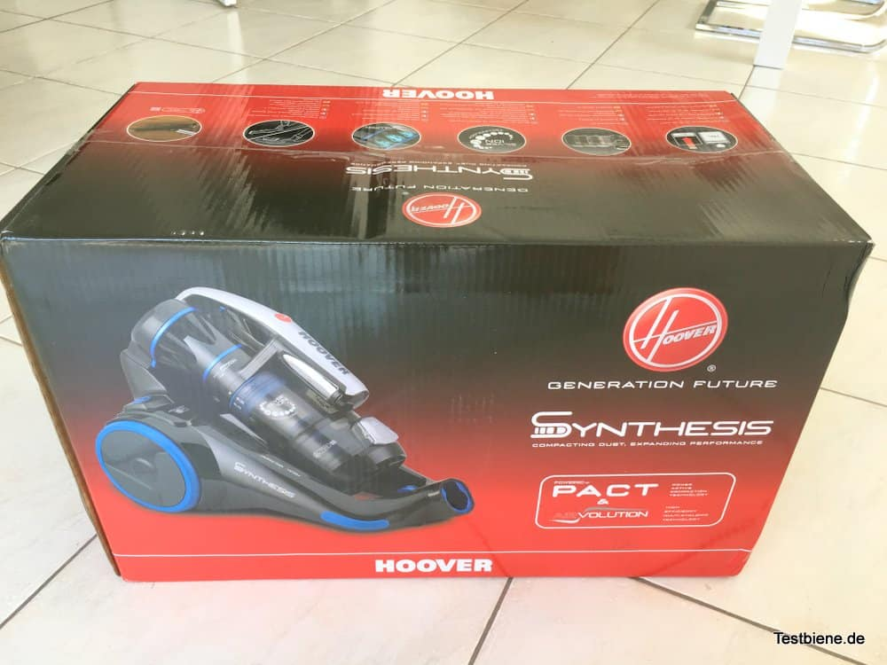 Hoover Synthesis ST71 ST10