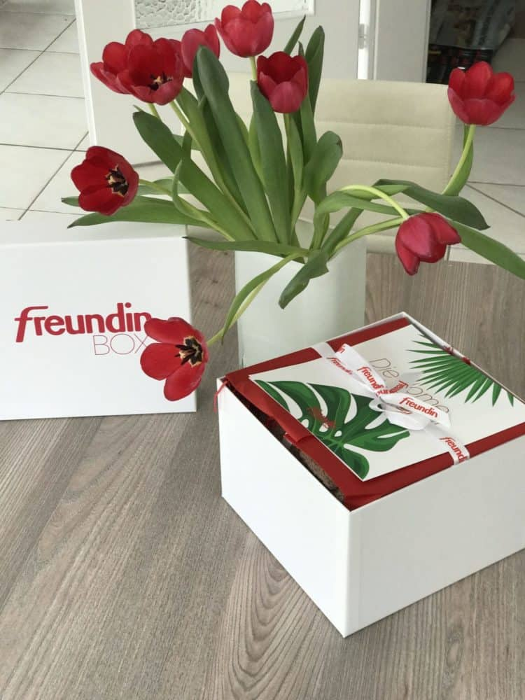freundin Home Spa-Box