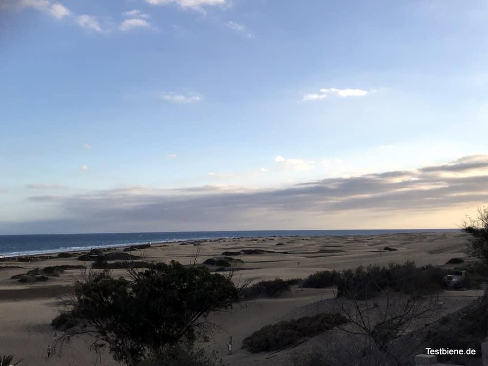Die Dünen von Playa del Ingles