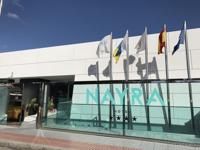 Hotel Nayra in Playa del Ingles