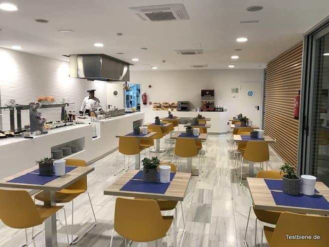 Frühstück Hotel Nayra