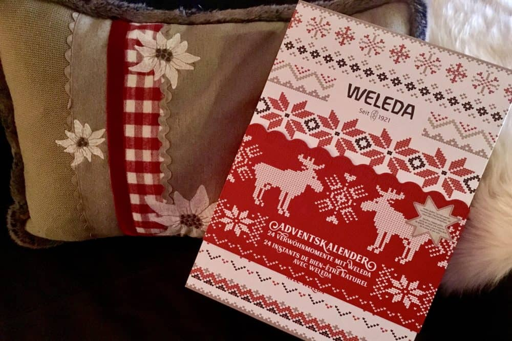 Weleda Adventskalender