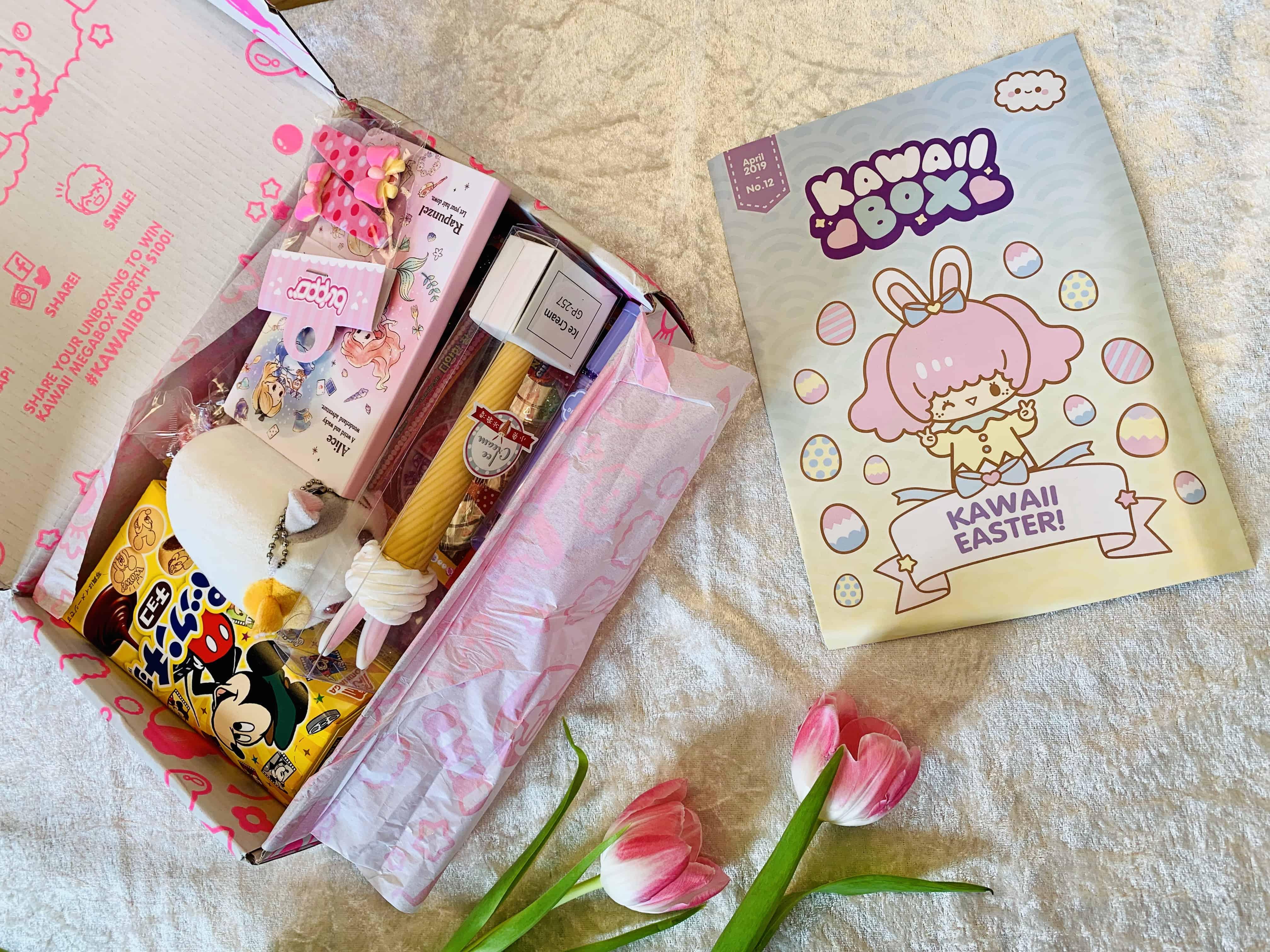Abo Box für Mädchen