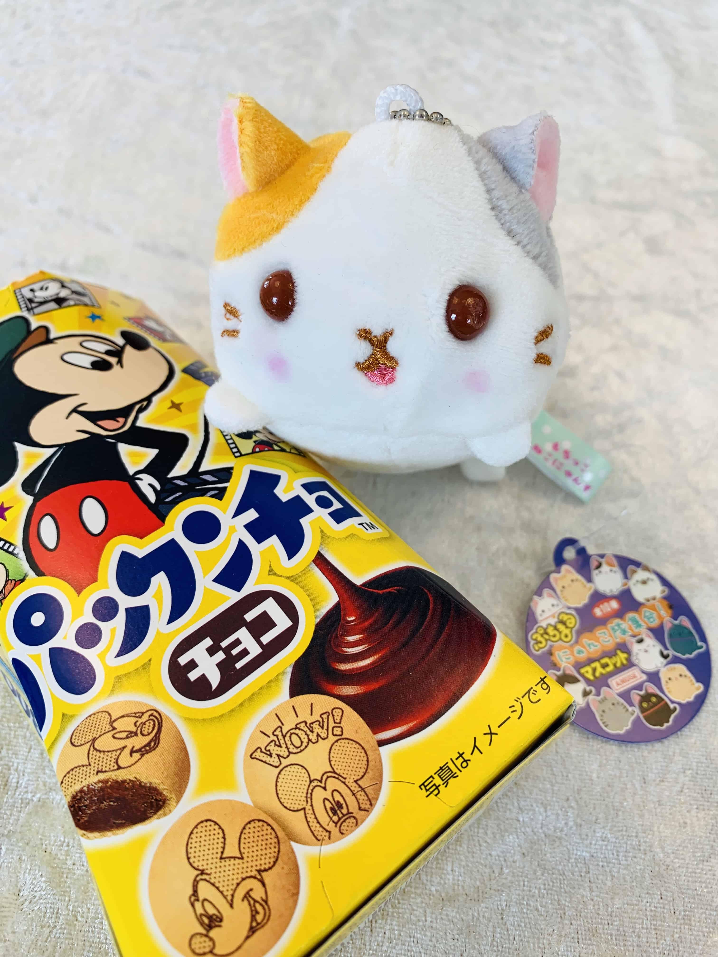 Geschenke aus Japan