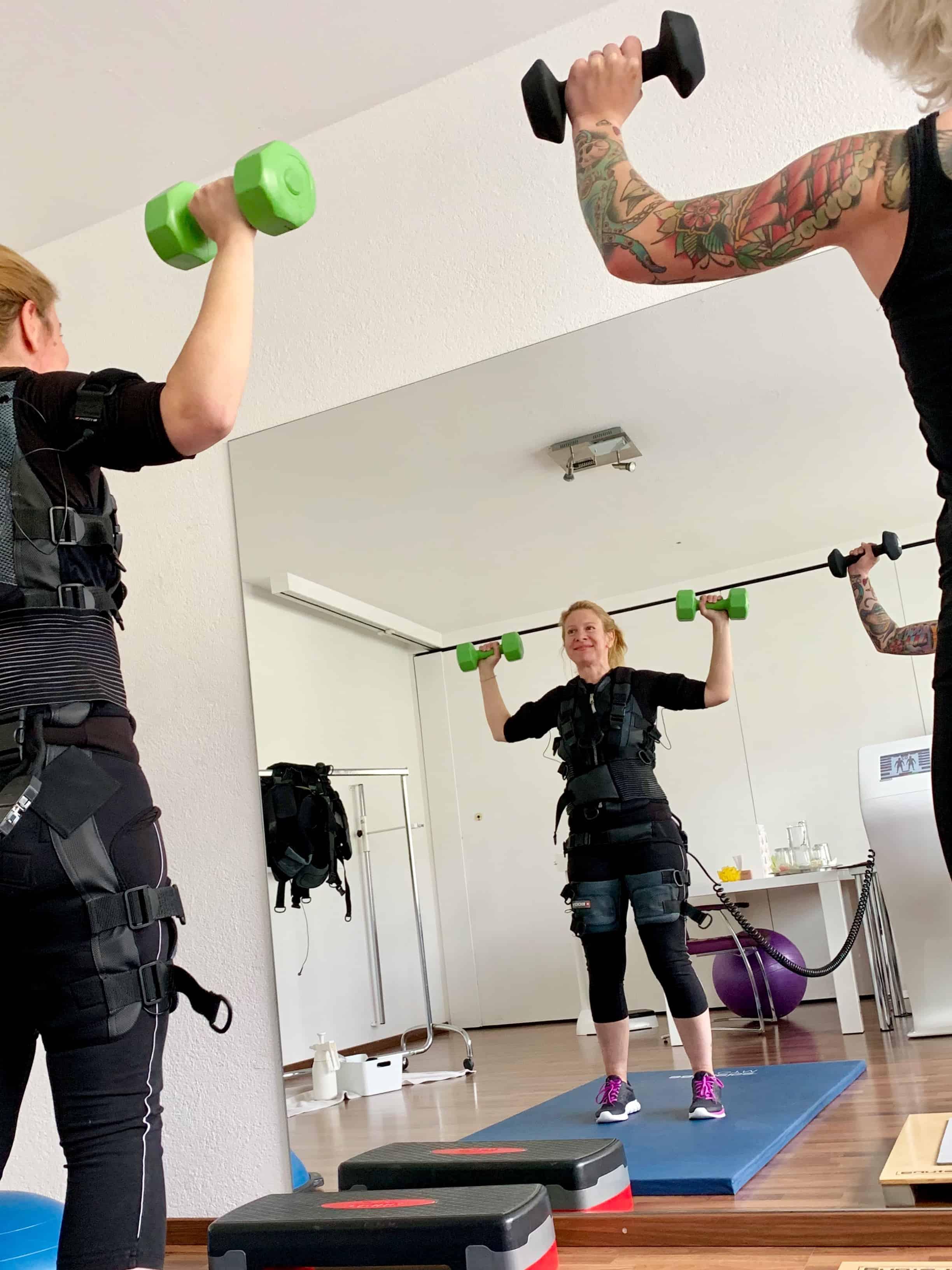 trainieren kurz und effektiv