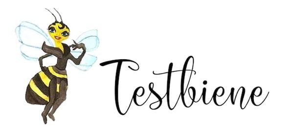 Testbiene - testen.kaufen.lieben – das ist mein Credo