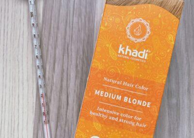 Produkttest Khadi