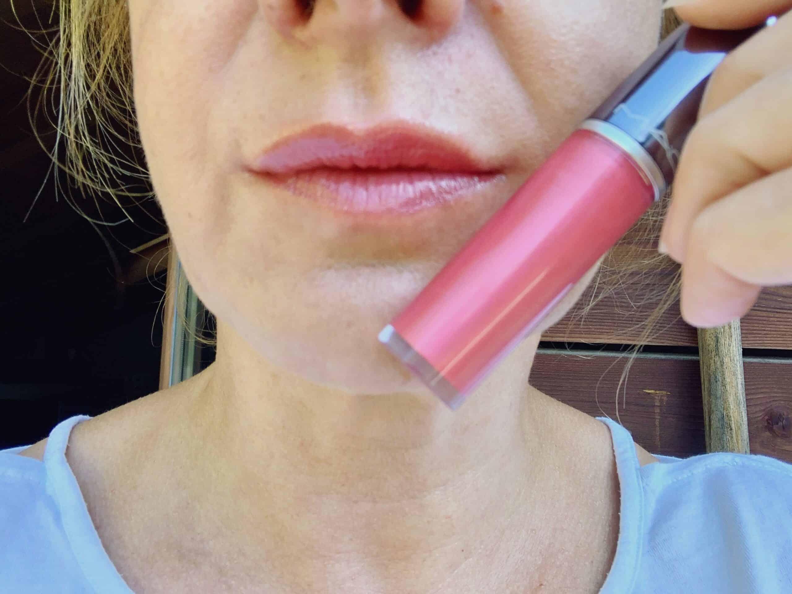 Lipgloss Test